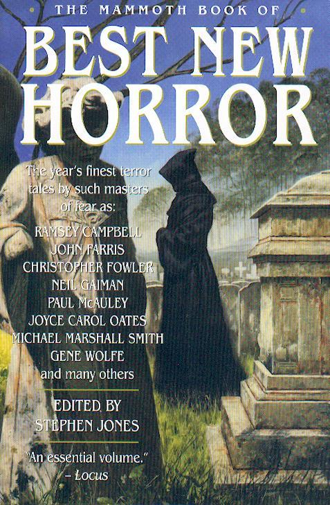 The Mammoth Book of Best New Horror Volume Fifteen