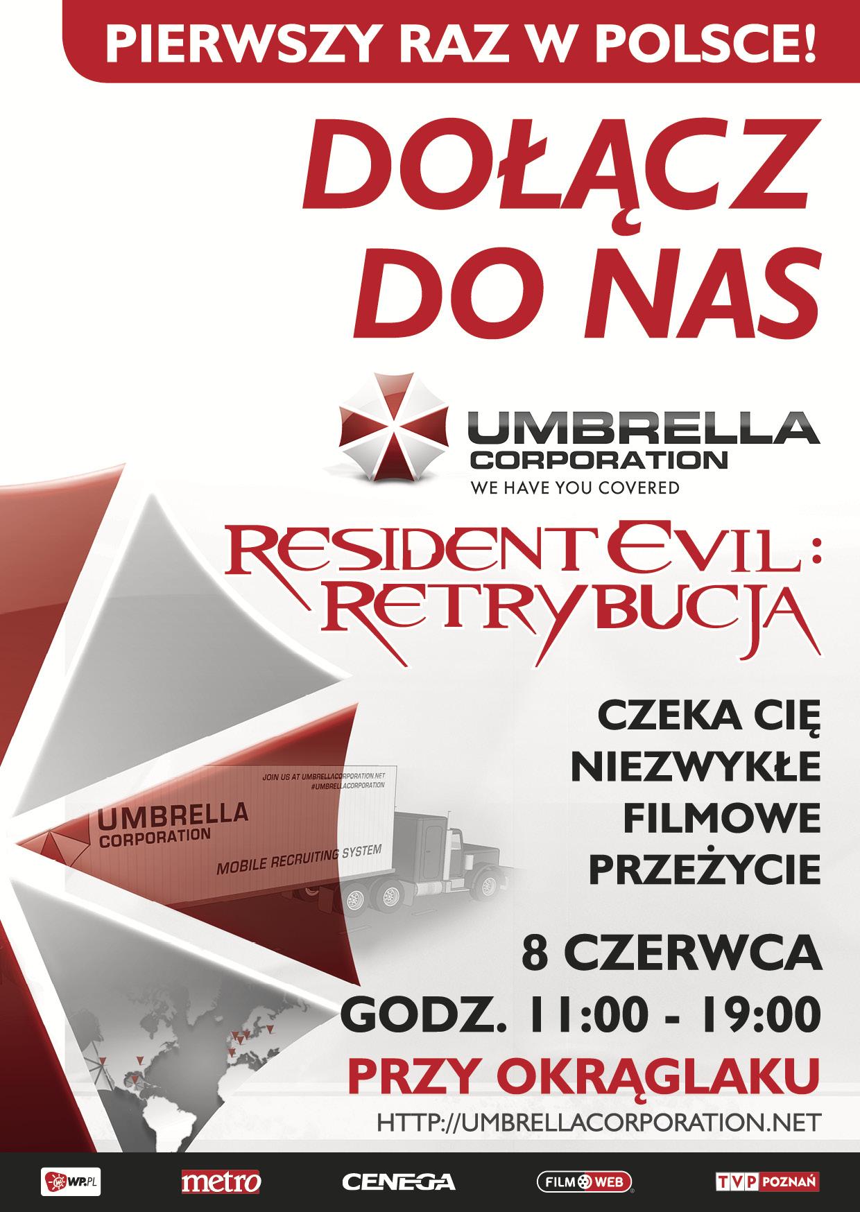 Umbrella Corporation w Poznaniu