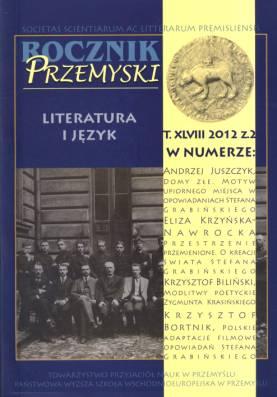 Rocznik Przemyski w sprzedaży