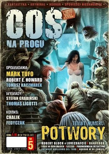 Piąty numer czasopisma Coś na Progu