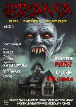 Pierwszy numer czasopisma BRAMA