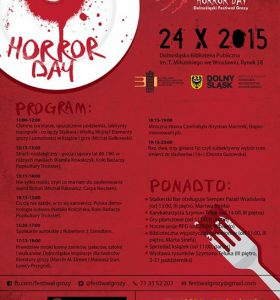 horrorday-plakat