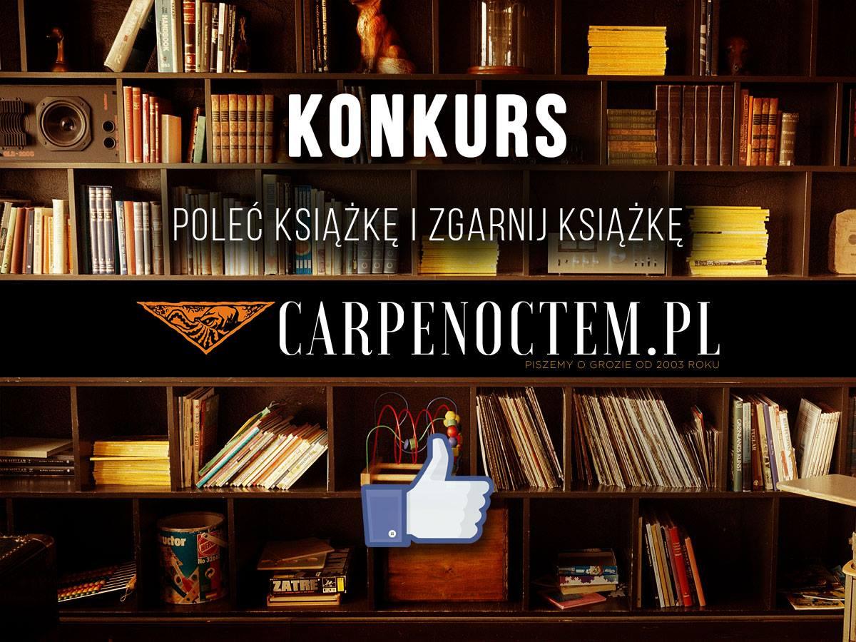 Książka miesiąca: konkurs