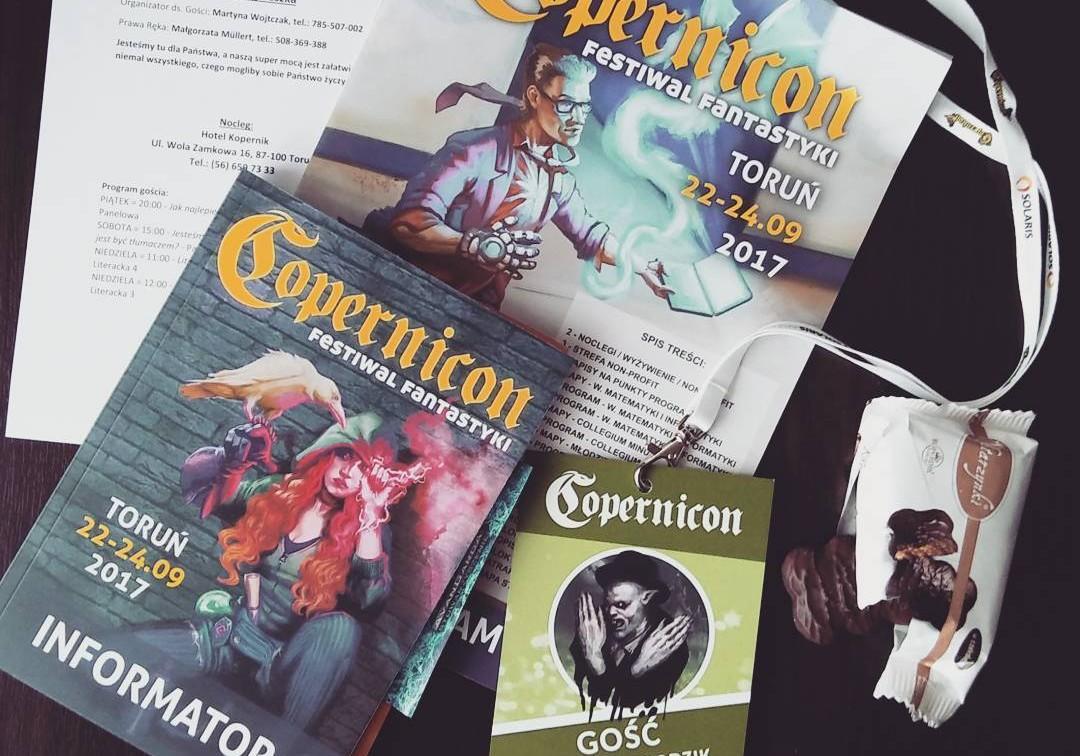 KP #132: Copernicon 2017