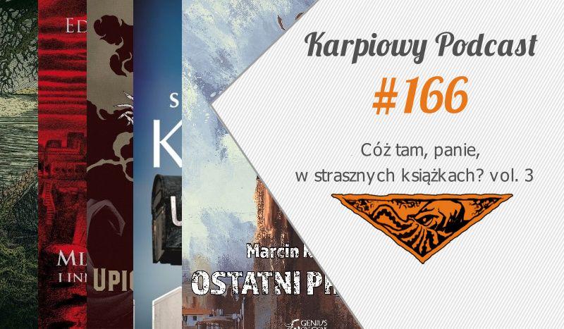 KP #166: Listopadowe newsy